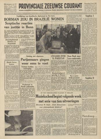 Provinciale Zeeuwse Courant 1961-05-10