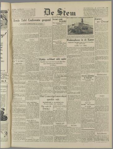 de Stem 1948-01-28