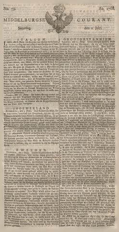 Middelburgsche Courant 1768-07-02