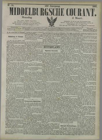 Middelburgsche Courant 1891-03-02
