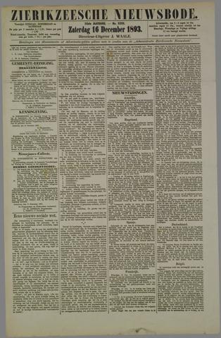 Zierikzeesche Nieuwsbode 1893-12-16