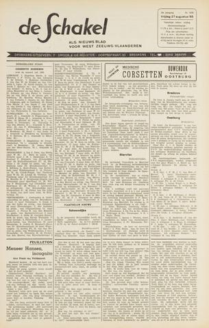 De Schakel 1965-08-27