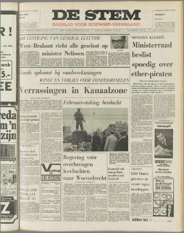 de Stem 1970-02-26