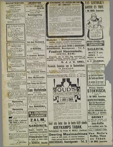 Zierikzeesche Nieuwsbode 1921-05-06