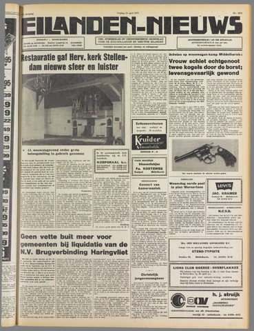 Eilanden-nieuws. Christelijk streekblad op gereformeerde grondslag 1975-04-11