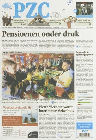Provinciale Zeeuwse Courant 2009-02-21