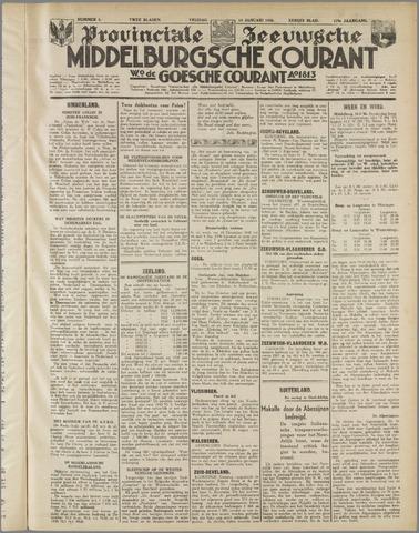 Middelburgsche Courant 1936-01-10