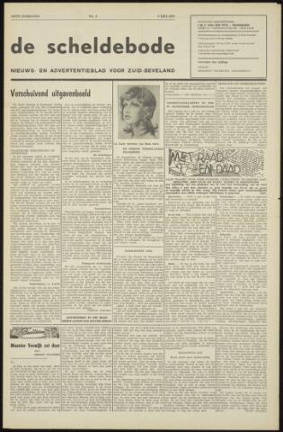 Scheldebode 1971-07-09