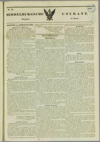 Middelburgsche Courant 1846-03-31