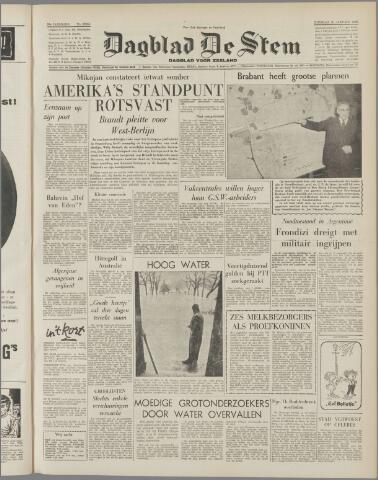 de Stem 1959-01-20