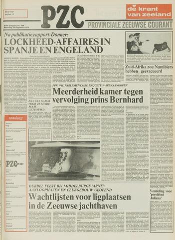 Provinciale Zeeuwse Courant 1976-08-30