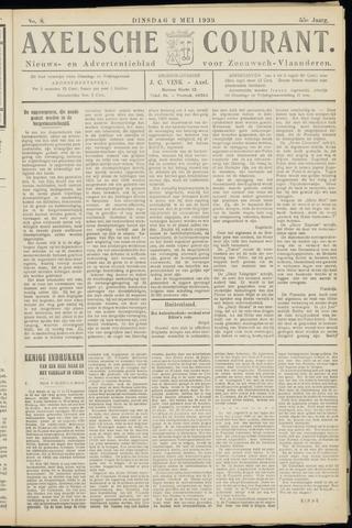 Axelsche Courant 1939-05-02