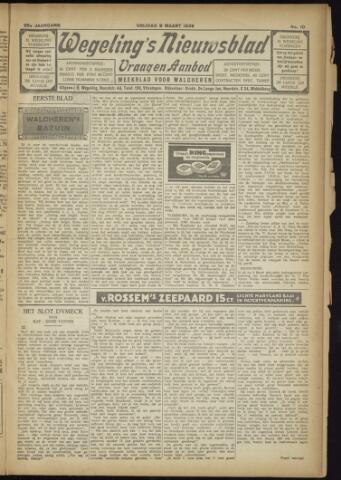 Zeeuwsch Nieuwsblad/Wegeling's Nieuwsblad 1929-03-08