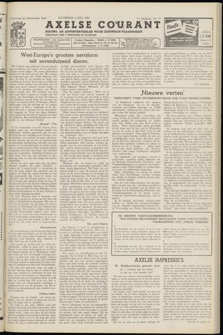 Axelsche Courant 1957-07-06
