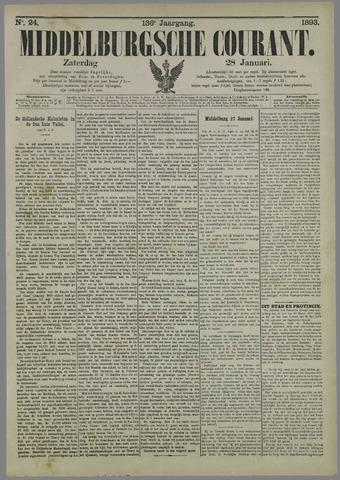 Middelburgsche Courant 1893-01-28