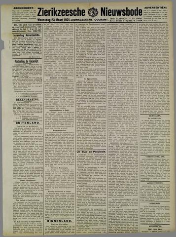 Zierikzeesche Nieuwsbode 1921-03-23