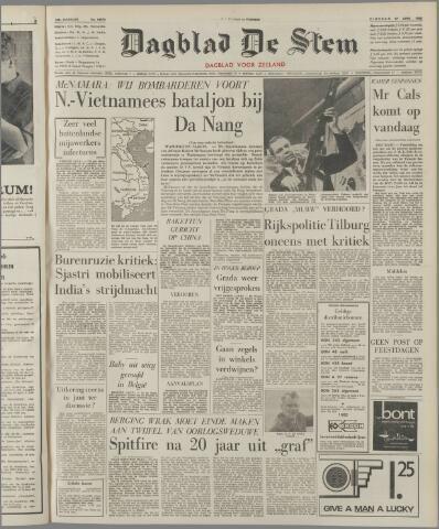 de Stem 1965-04-27