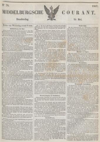 Middelburgsche Courant 1867-05-16