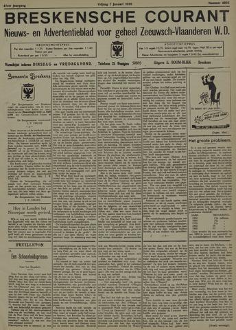 Breskensche Courant 1938-01-07