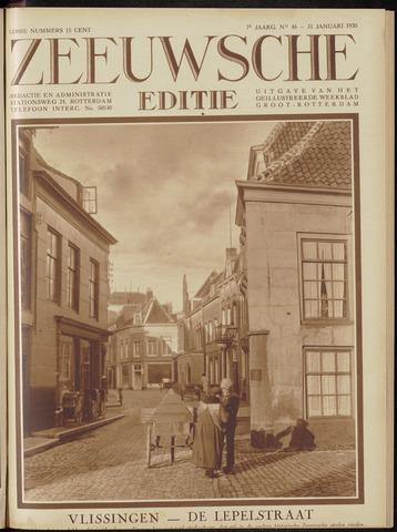 Ons Zeeland / Zeeuwsche editie 1930-01-31