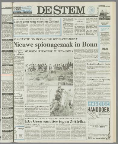 de Stem 1985-08-26