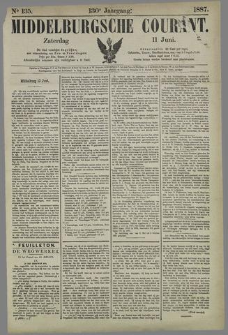 Middelburgsche Courant 1887-06-11