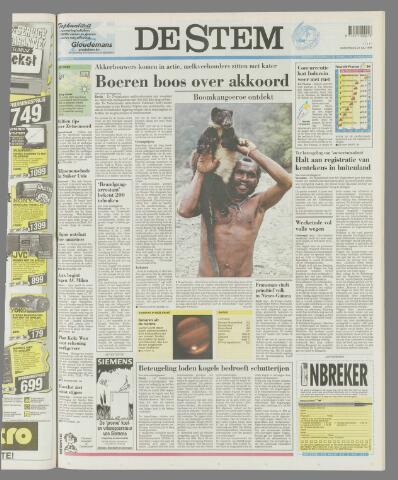 de Stem 1994-07-21