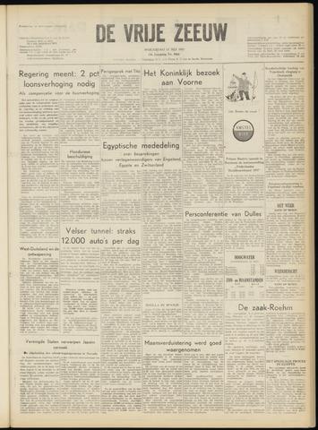 de Vrije Zeeuw 1957-05-15
