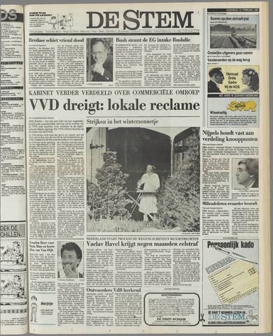 de Stem 1989-02-22