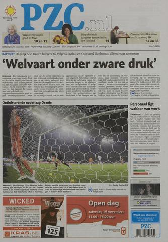 Provinciale Zeeuwse Courant 2011-11-16