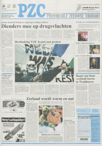 Provinciale Zeeuwse Courant 2002-03-21