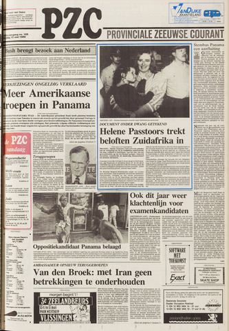 Provinciale Zeeuwse Courant 1989-05-12