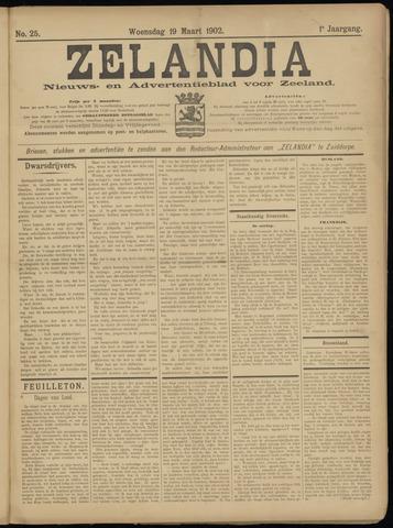 Zelandia. Nieuws-en advertentieblad voor Zeeland | edities: Het Land van Hulst en De Vier Ambachten 1902-03-19