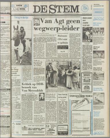 de Stem 1981-08-24