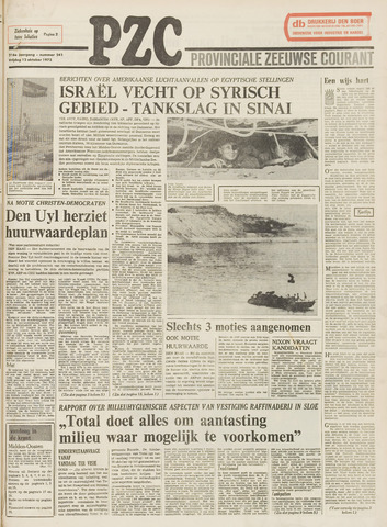 Provinciale Zeeuwse Courant 1973-10-12