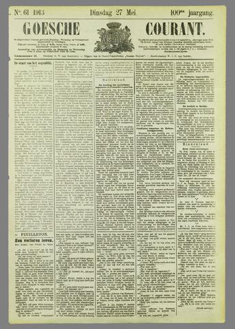 Goessche Courant 1913-05-27