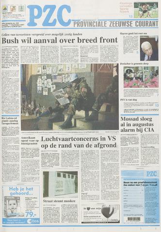 Provinciale Zeeuwse Courant 2001-09-17