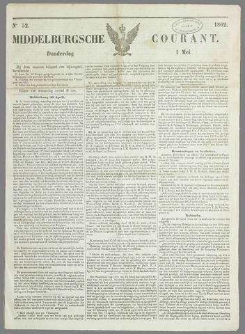 Middelburgsche Courant 1862-05-01