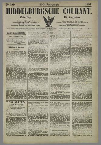 Middelburgsche Courant 1887-08-13