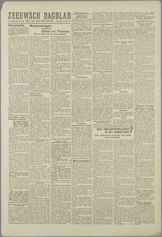 Zeeuwsch Dagblad 1945-11-14