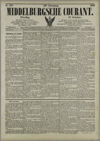 Middelburgsche Courant 1893-10-31