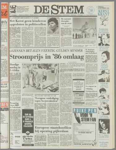 de Stem 1985-12-24