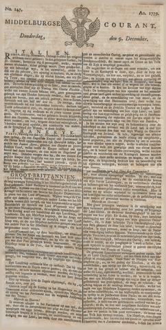 Middelburgsche Courant 1779-12-09