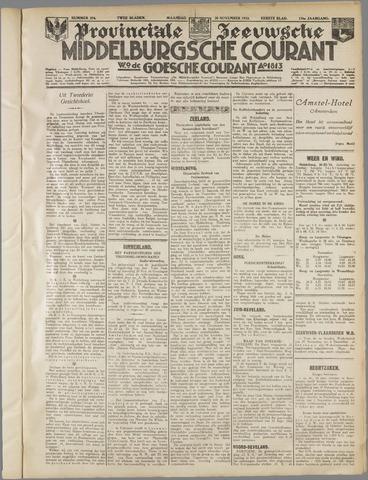 Middelburgsche Courant 1933-11-20
