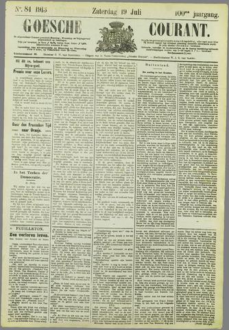 Goessche Courant 1913-07-19