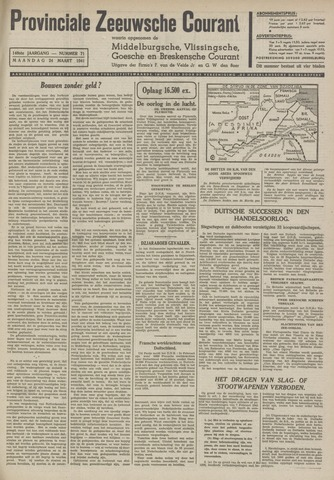 Provinciale Zeeuwse Courant 1941-03-24
