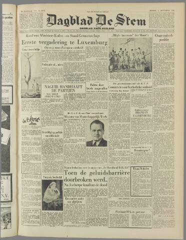 de Stem 1952-09-09