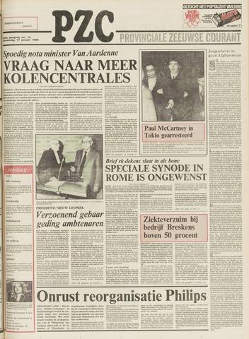 Provinciale Zeeuwse Courant 1980-01-17