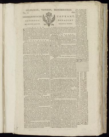 Middelburgsche Courant 1801-06-20