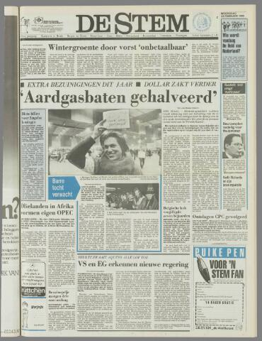 de Stem 1986-02-26
